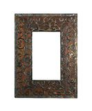 Ironwork frame Royalty Free Stock Image