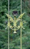 Ironwork ornament Stock Photography
