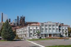ironworks fotografia stock