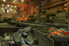 Ironworks Stock Photos