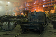 Ironworks. Royalty Free Stock Images