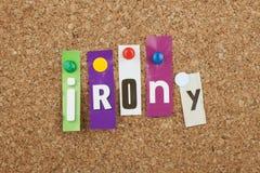 Free Irony Stock Photo - 45755720
