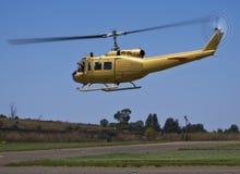 Iroquois de Bell UH-1D-BF - Bell 205 Fotografía de archivo libre de regalías