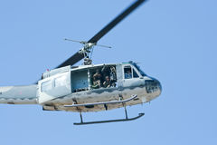 20313 Iroquois de Bell UH-1H (205) da força aérea tailandesa real Fotografia de Stock Royalty Free