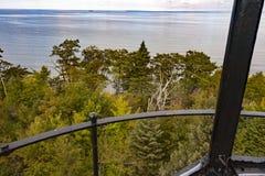 Iroquois ljus stationssikt för punkt Royaltyfria Foton