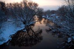 Irpin rzeka II Zdjęcie Stock