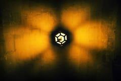 Irradiacão Foto de Stock