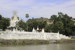 Irrawaddy River Stock Image