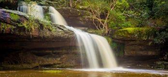 Irrawong vattenfall Arkivfoton