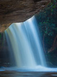 Irrawong vattenfall Royaltyfri Foto