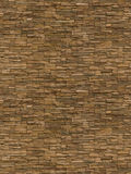 Irregular bricks, seamlessly tileable Royalty Free Stock Photo