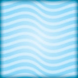 Irregular edges waves Stock Images