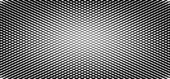 Irregular grid, mesh pattern, abstract monochrome geometric text Royalty Free Stock Photo