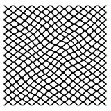Irregular net seamless pattern. Illustration for the web Stock Images