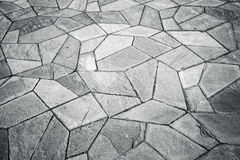 Irregular pattern tiles Royalty Free Stock Photos
