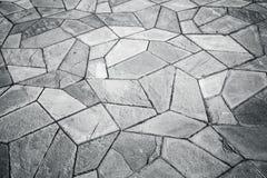 Irregular pattern tiles Royalty Free Stock Photos