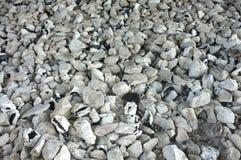 Irregular stones Royalty Free Stock Image