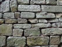 Irregular wall Stock Photo