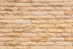 Irregularly stones wall surface. Irregularly brown stones wall surface Royalty Free Stock Image