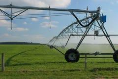 Irrigación Fotos de archivo