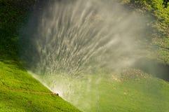 irrigación Fotografía de archivo libre de regalías