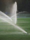 Irrigación industrial Fotografía de archivo libre de regalías