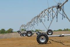 Irrigatie stock fotografie