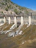 Irrigatiesysteem Royalty-vrije Stock Afbeeldingen