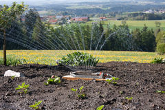 Irrigation Stock Photography