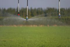 Irrigation 4 Stock Photography