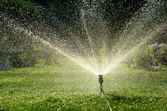 Free Irrigation Royalty Free Stock Image - 5850266