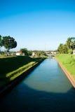 Irrigation de l'eau Images libres de droits