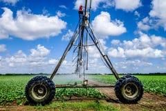 Irrigation Farm Land Royalty Free Stock Image