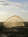 Irrigation Stock Photography