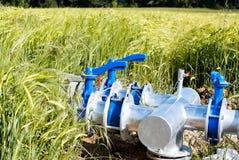 Irrigation keys Royalty Free Stock Photography