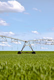 Irrigation pivot Royalty Free Stock Photo