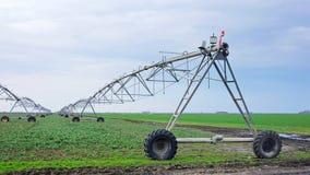 Irrigation pivot Stock Photography