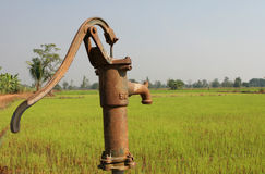 Irrigation Pump Stock Images