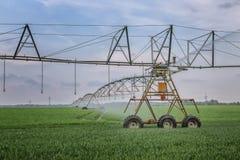 Irrigation_system Fotografia de Stock Royalty Free