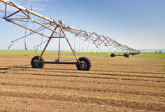 Irrigation system. Stock Photography