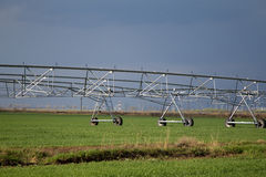Irrigation system Stock Photos