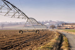 Irrigation system Royalty Free Stock Photography