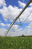 Irrigation system for agriculture Stock Images
