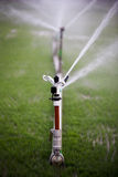Irrigation system Stock Image