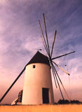Irrigation Windmill Royalty Free Stock Photos