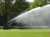 Irrigator Fotografering för Bildbyråer