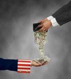 IRS Stock Afbeelding