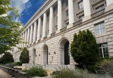 IRS budynku washington dc Fotografia Stock