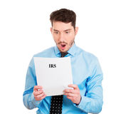 IRS forms Stock Photos