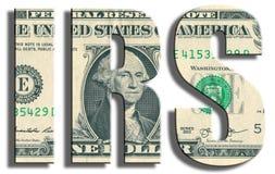 IRS - Internal Revenue Service Fotografia Stock